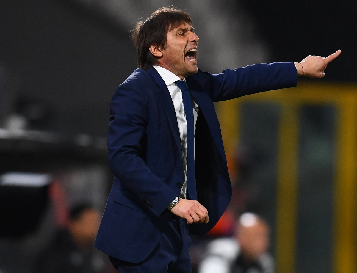 "Conte: ""I'm pleased with the performance, we tried everything"""