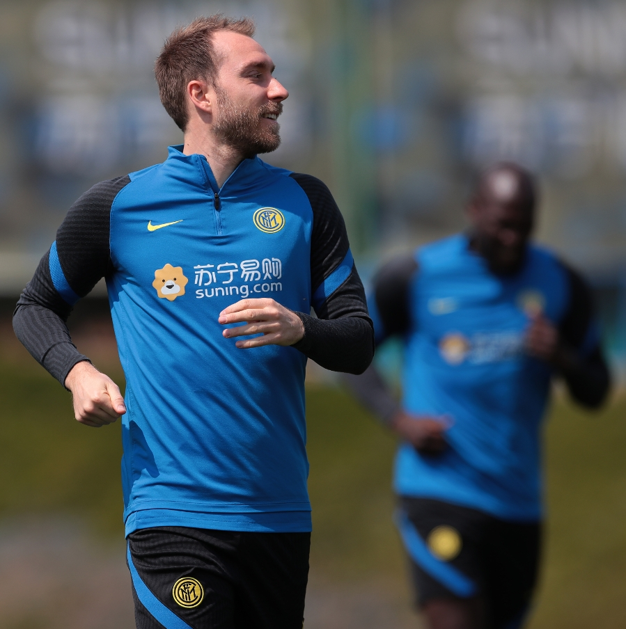 PHOTOS | An immediate return to the training pitch, Hellas Verona coming up on Sunday
