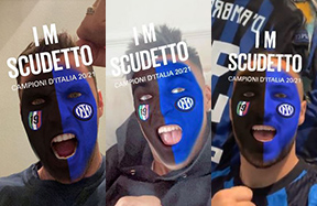 Inter are the Champions of Italy: the social media celebrations