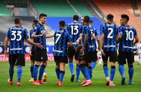 A brilliant Inter performance, Sampdoria beaten 5-1