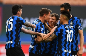 Inter 5-1 Sampdoria | A five-star show at San Siro: the photos!