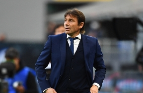 "Conte: ""Immense satisfaction for us and the fans. We have to enjoy this Scudetto"""