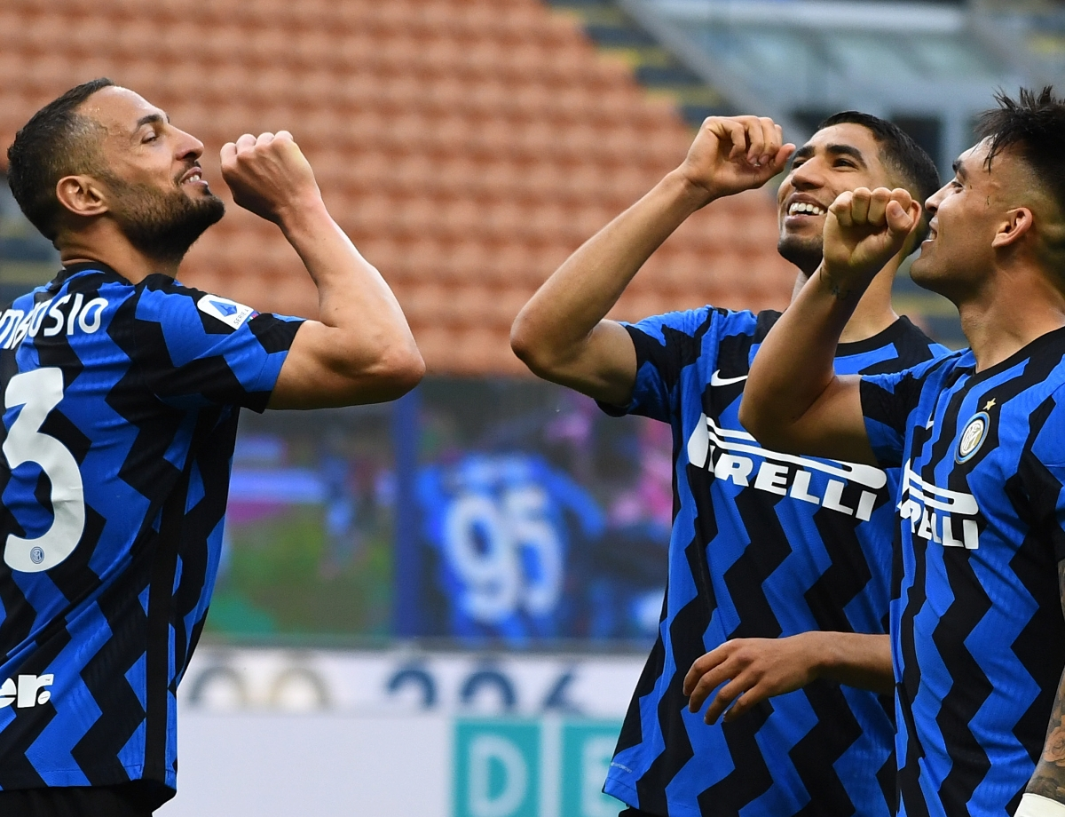 Inter's Scudetto-winning season in numbers