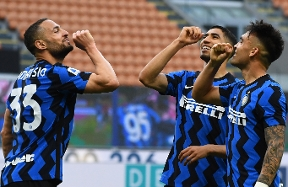 Inter-Sampdoria 5-1, match review