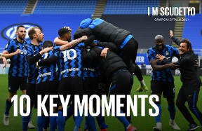 10 Momen Kunci Scudetto Inter | VIDEO