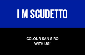 I M SCUDETTO | The Social Wall for Inter vs. Roma
