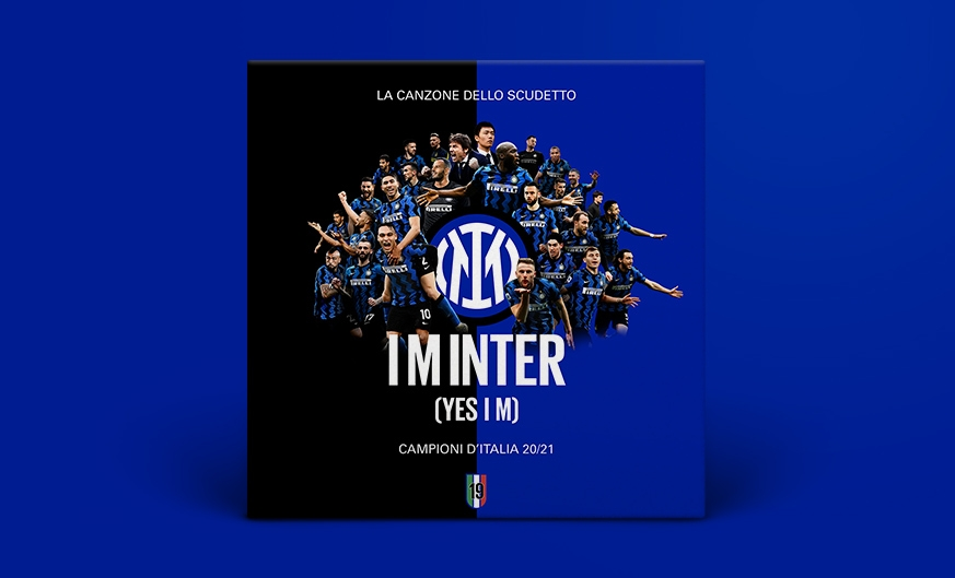I M INTER (Yes I M), the song for the Scudetto