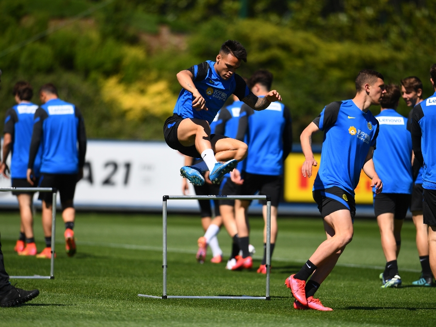 A trip to Turin up next: the Nerazzurri looking ahead to Juventus vs. Inter   THE PHOTOS