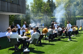Nerazzurri BBQ at Appiano Gentile | PHOTOS
