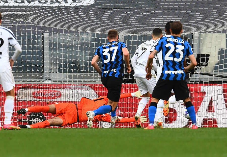 An eventful encounter in Turin: Inter beaten by Juventus