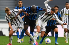 Juventus 3-2 Inter | The match gallery