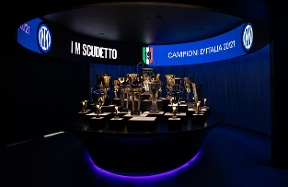 I M SCUDETTO | Download your I M Scudetto Ticket for Inter vs. Udinese and enter the contest to visit the trophy room