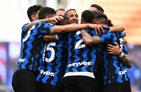Inter 5-1 Udinese | The photos from Inter's final victory of the season
