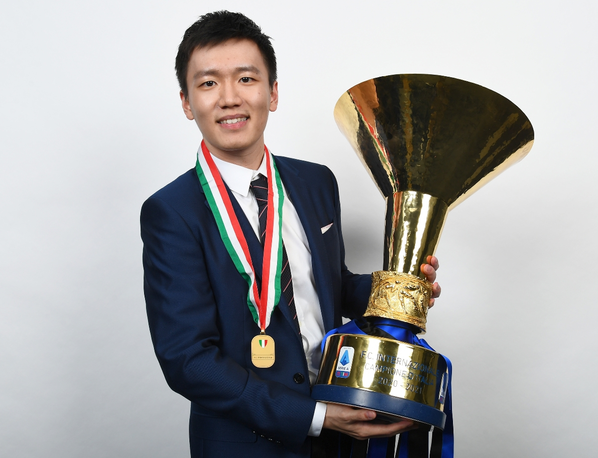 """Steven Zhang: """"The reward for all the work done in the past five years"""""""