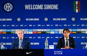 """Marotta: """"Inzaghi's the right man for a successful club like Inter"""""""