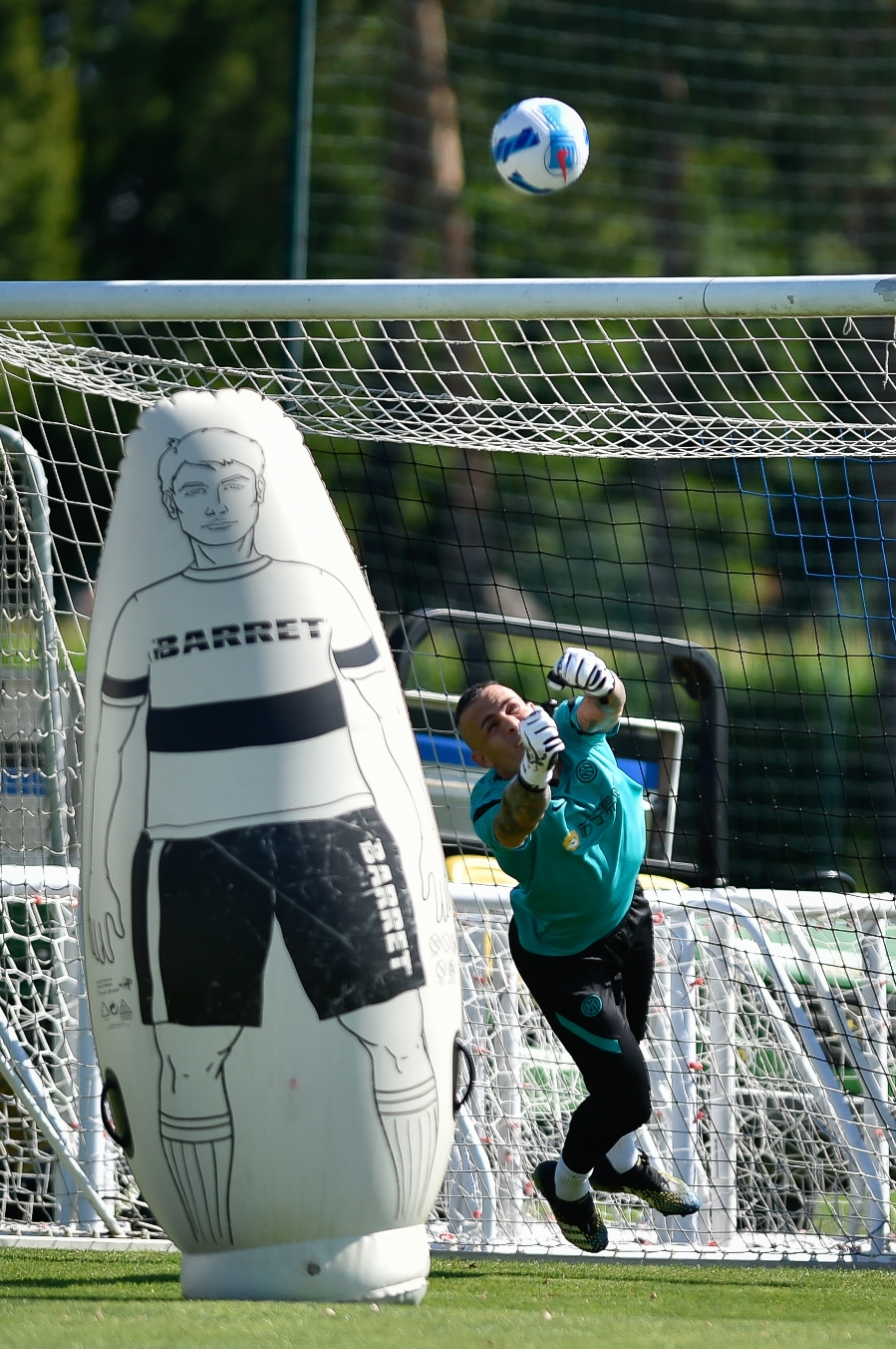Fourth day of training in Appiano Gentile ahead of the new season