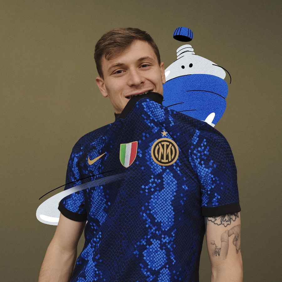 The New Skin of Milano: Inter unveil 2021/22 Home jersey | News