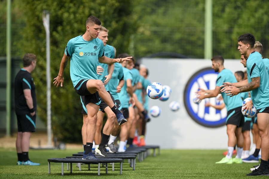 PHOTOS | Saturday session at the training ground
