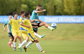 Joint training session with Pergolettese: Inter score eight