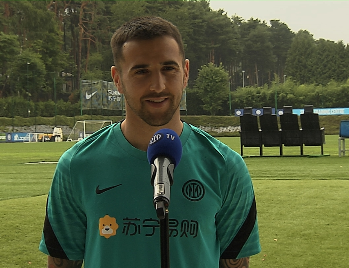 """Vecino: """"There's real enthusiasm ahead of the new season"""""""