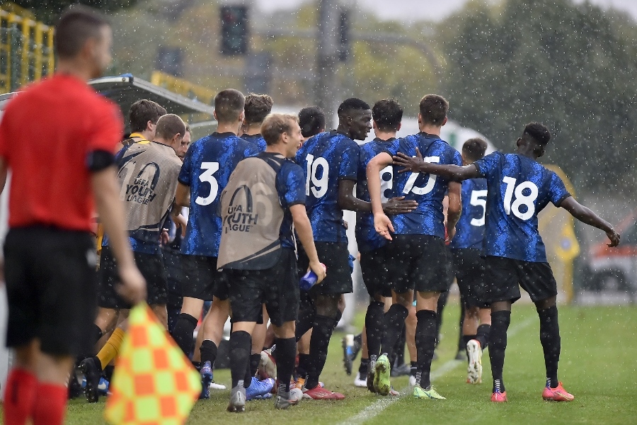 Youth League: Nunziatini grabs stunning late equaliser