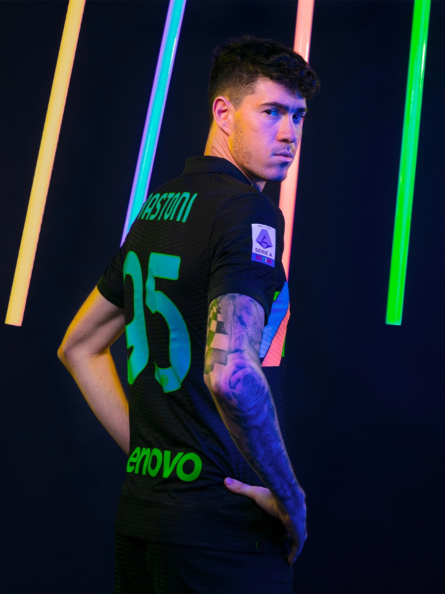 Brothers and Sisters of the World: 2021/22 third kit on sale