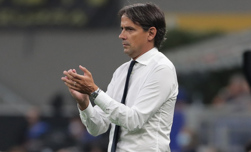 """Inzaghi: """"We deserved to win by such a big margin. The players reacted well after Real"""""""