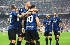 Inter and Atalanta share the spoils in 2-2 thriller