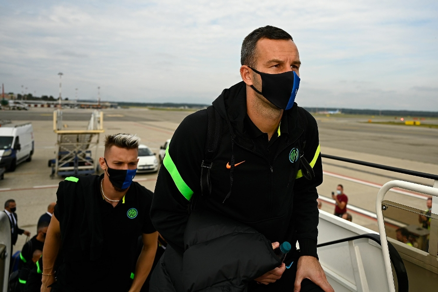 Milan to Kyiv: Inter set off for Champions League clash