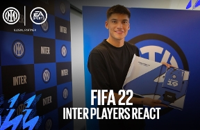 FIFA 22 | Inter players receive VIP Packs