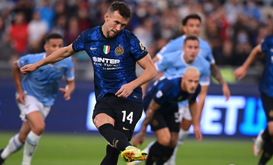 INTER STATS | Perisic and penalties scored with either foot