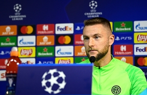 """Skriniar: """"Champions League important for Inter and the fans – we want to go through"""""""