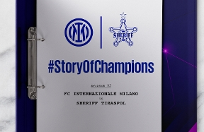 STORY OF CHAMPIONS | Act 3 on the European stage