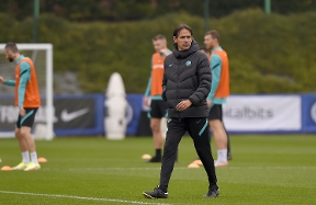 Inter v Juventus - Simone Inzaghi press conference on Saturday