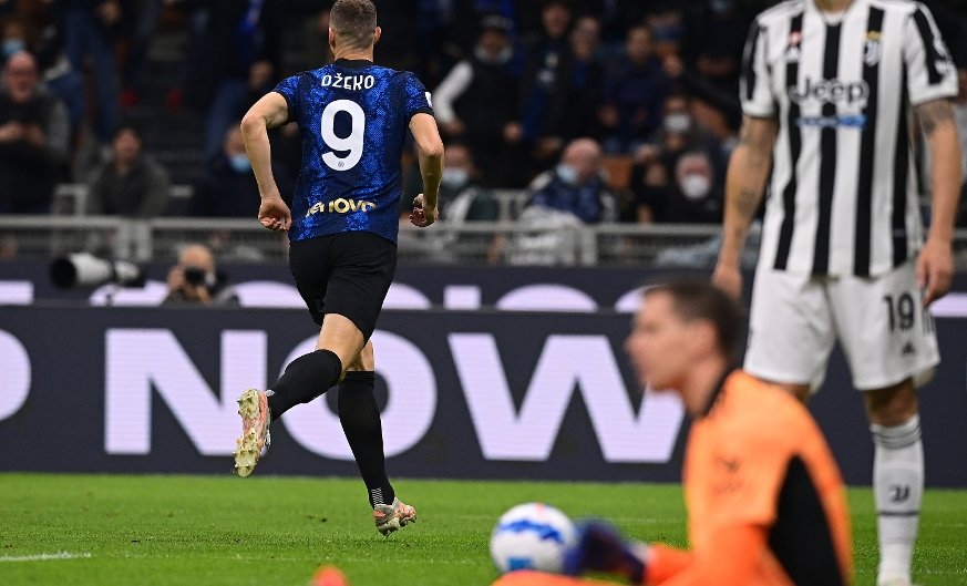 Inter held by Juve in Derby d'Italia