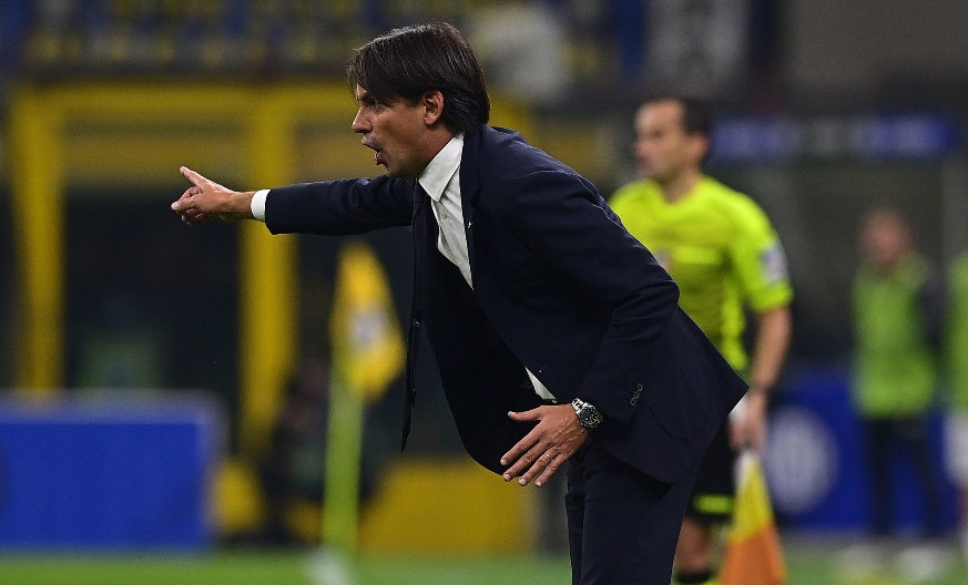 Inzaghi: 'That was the only way it could've ended 1-1'