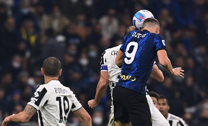 REVERSE SHOT | Inter v Juve from a double perspective