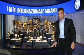"""Lautaro 2026: """"Really happy to be staying here"""""""