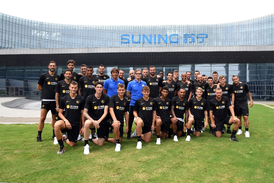 Inter and Suning, the first 4 years together