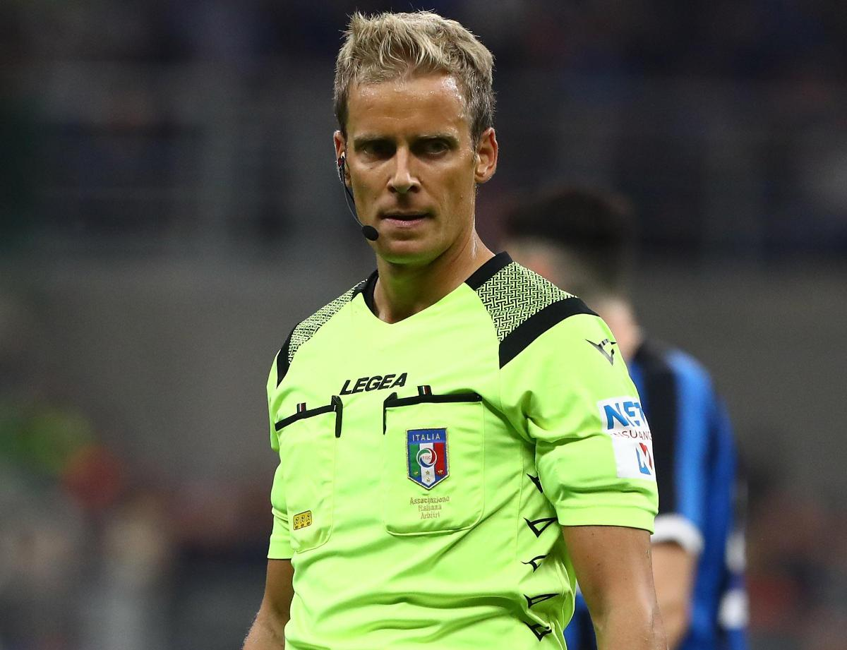 Coppa Italia, Inter vs. Cagliari to be refereed by Chiffi