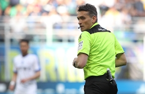 Irrati to referee Hellas Verona vs. Inter