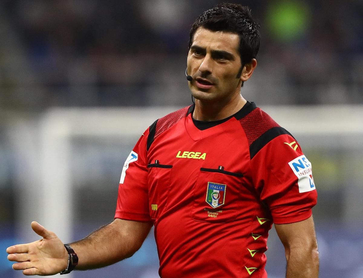 Maresca To Referee Udinese Vs Inter News