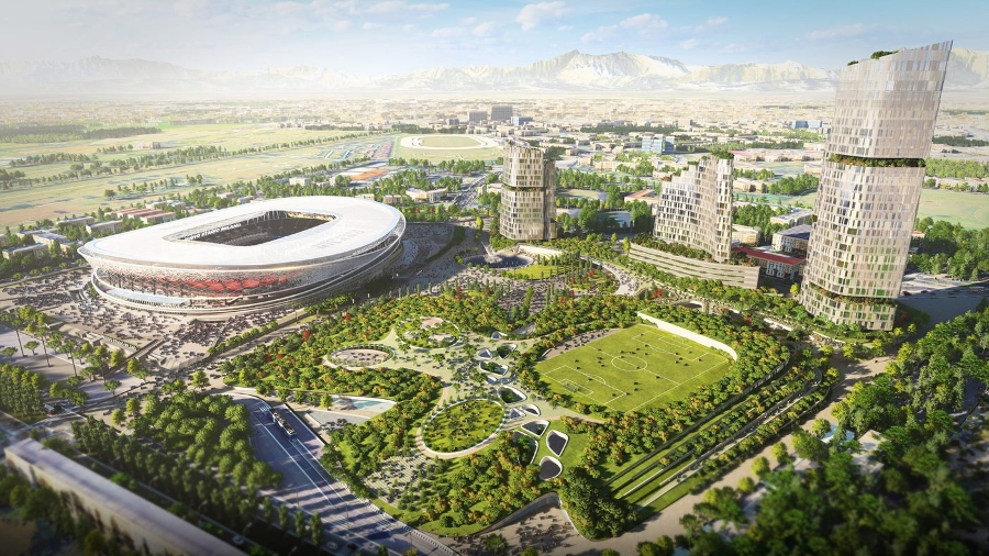 A New Stadium for Milano