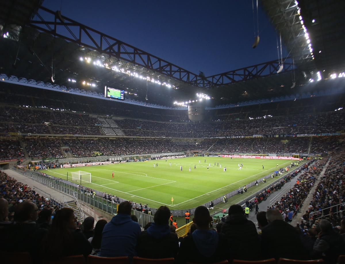 Inter vs. Barcelona: tickets in the Terzo Anello now on sale