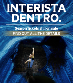 season ticket 2016.17 inter