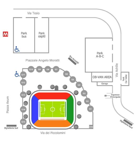 F c internazionale milano sito ufficiale it stadio - Cosa si puo portare allo stadio san siro ...