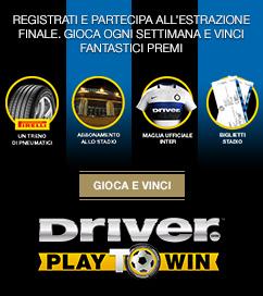 [Pirelli Driver]