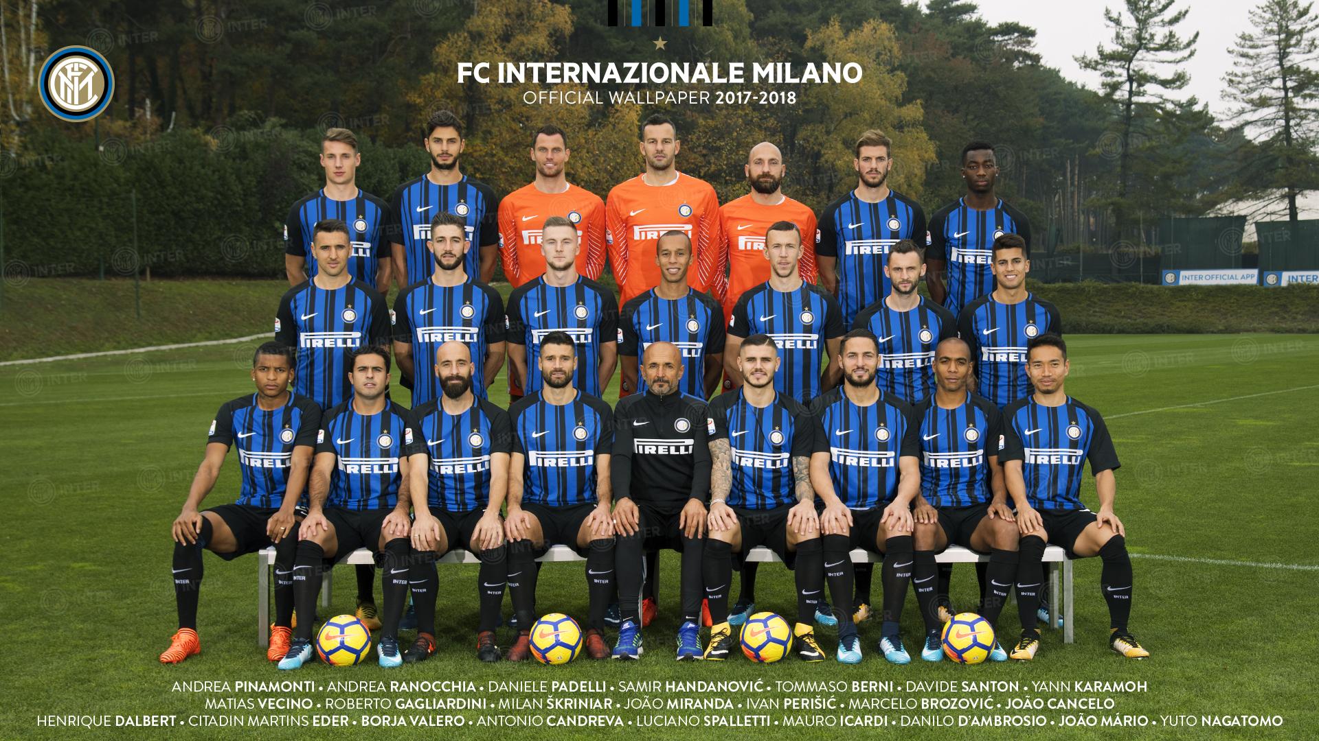 F C Internazionale Milano Sito Ufficiale Pagina Speciale