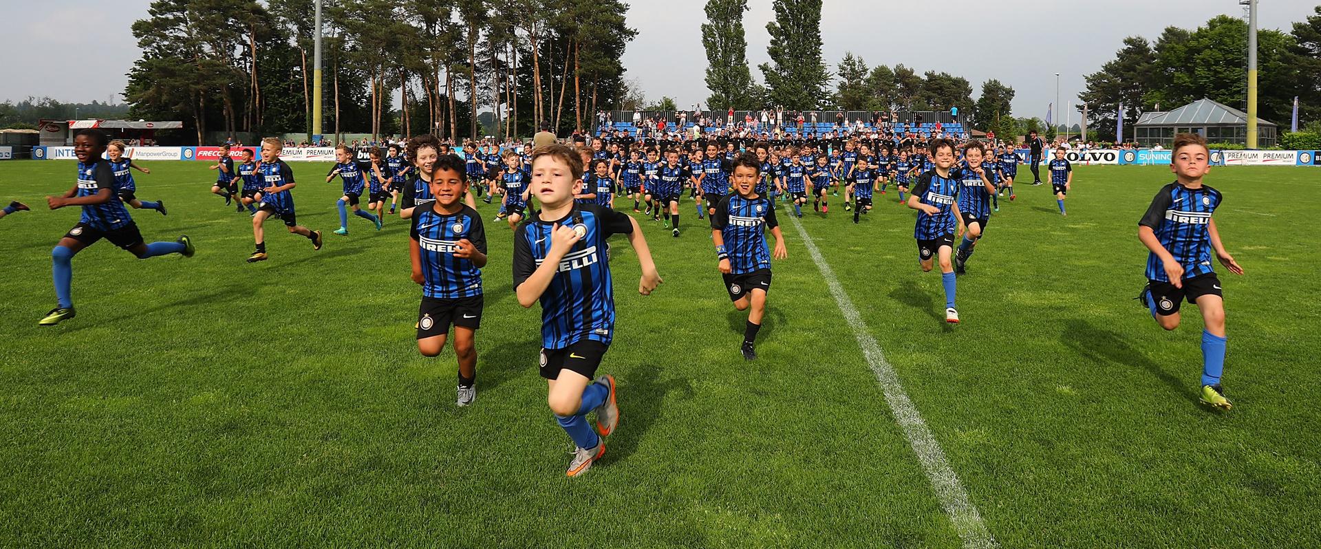 Scuole Calcio Inter 2018-19