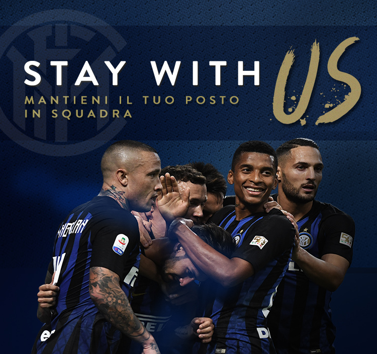 Inter forever with us